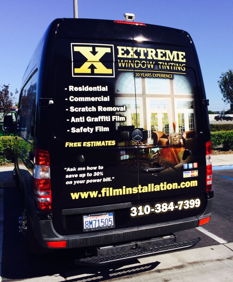 Extreme Window Tinting